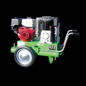 Benzin üzemű kompresszorok