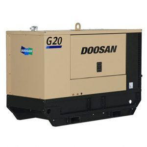 Áramfejlesztők 20-500 kW